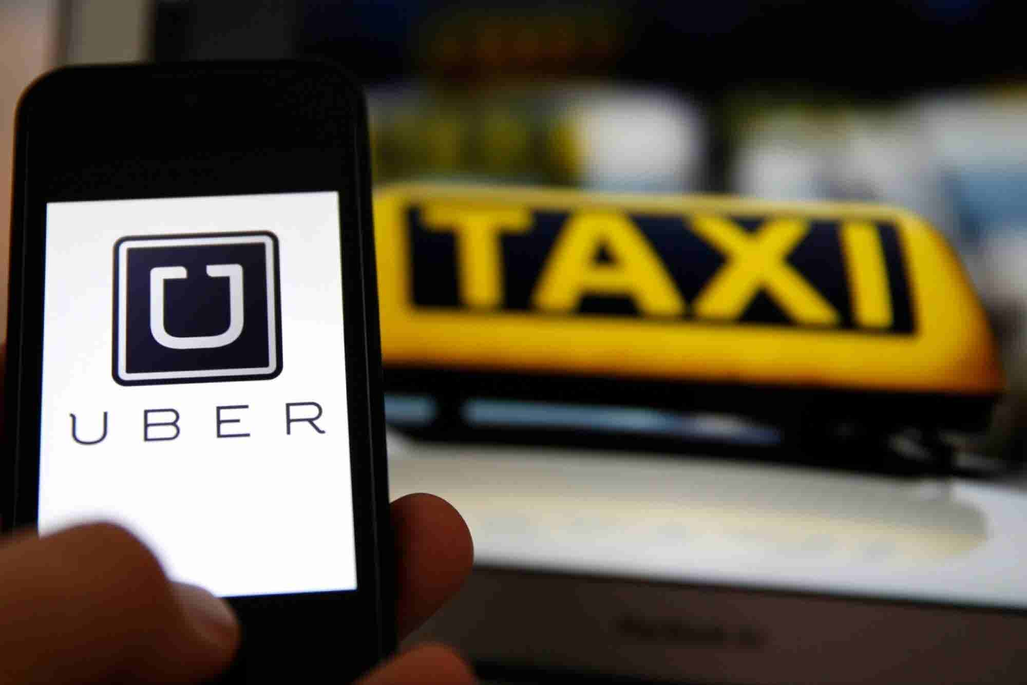 Teaming Up: Uber Covers More Ground In Saudi Arabia