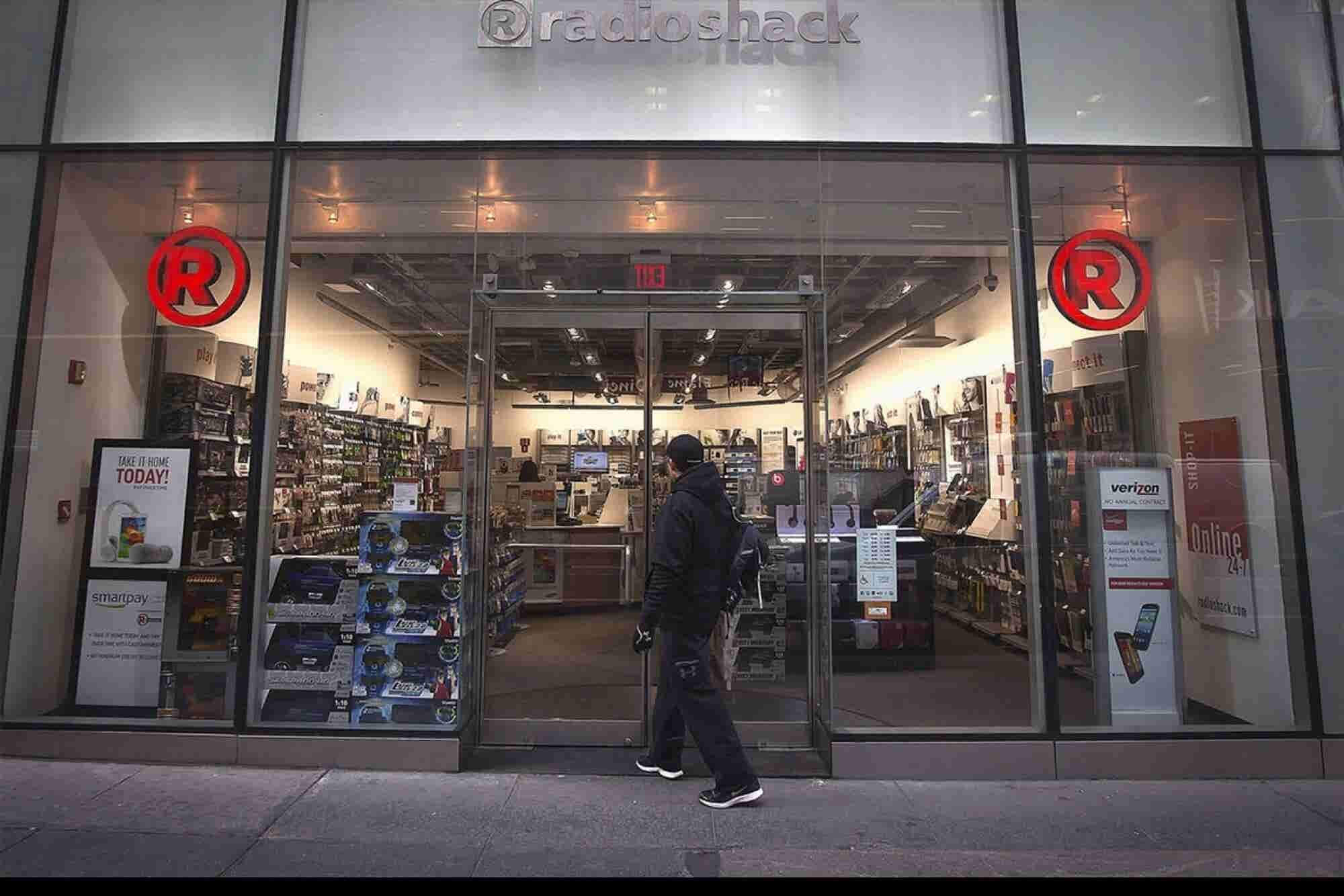 After Nearly 100 Years in Business, RadioShack Files for Bankruptcy