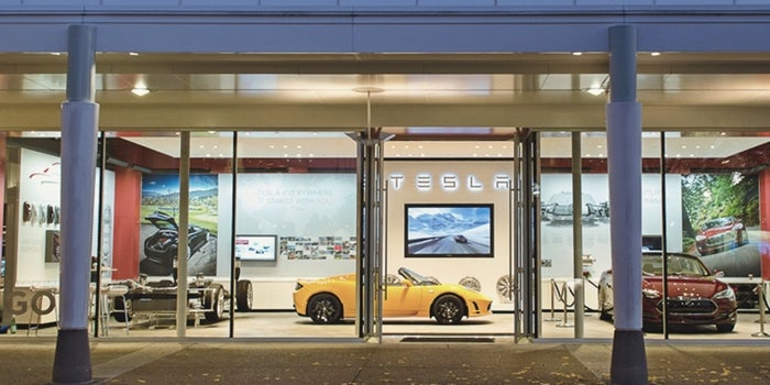 After Year-Long Ban, Tesla Is Back in New Jersey