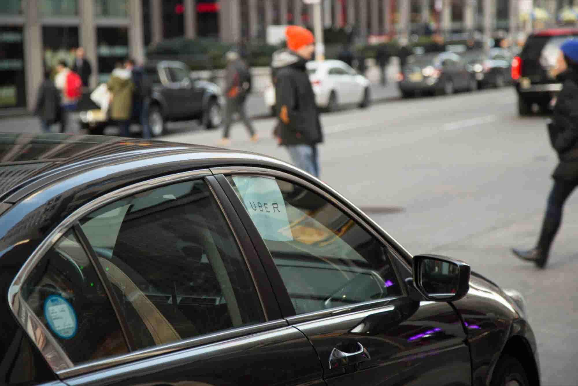 Seriously? Uber Driver Accused of Staging a Vomit Scene to Collect a C...