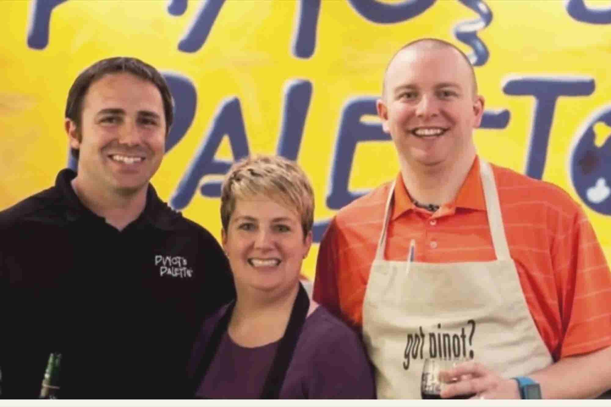 An Artful Expansion: How Lisa Riley Found Success as a Pinot's PaletteFranchisee