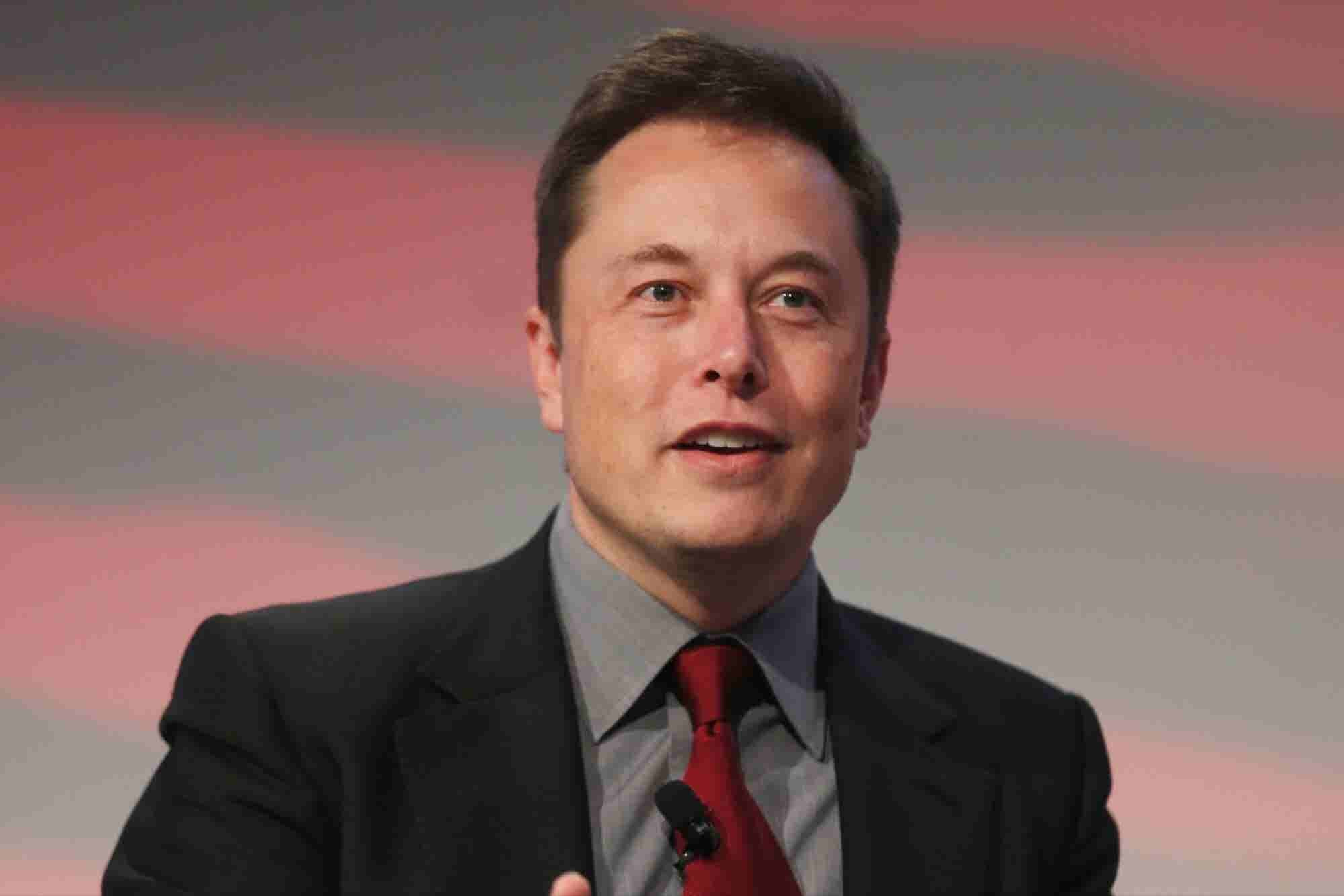 Elon Musk Tells Tesla Competitors to Bring It On