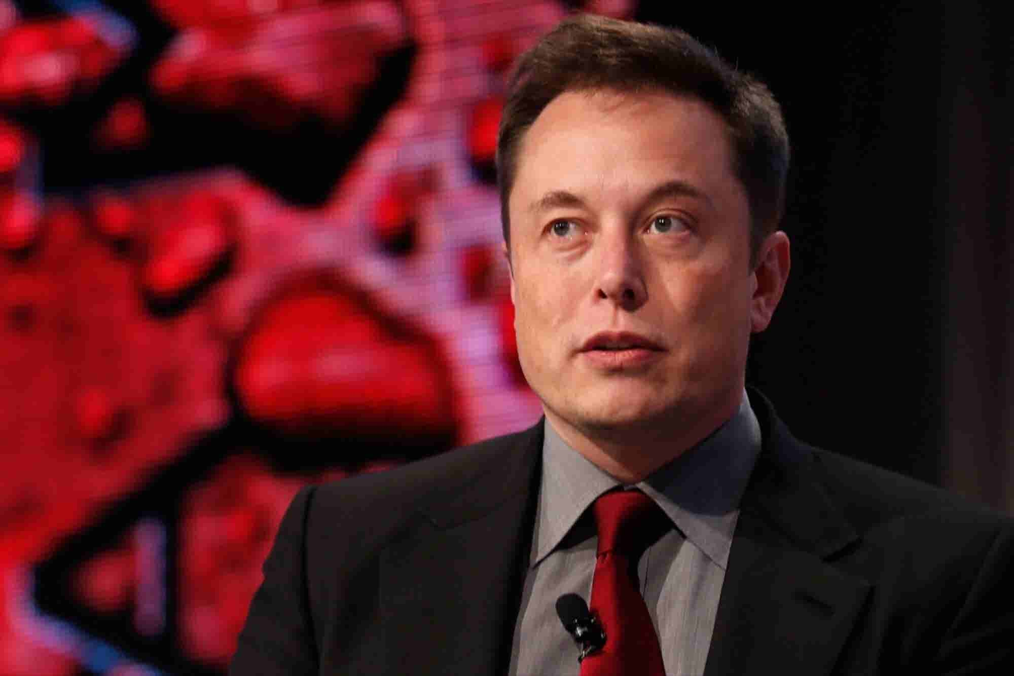 Dreamworks CEO: Elon Musk Saved My Life