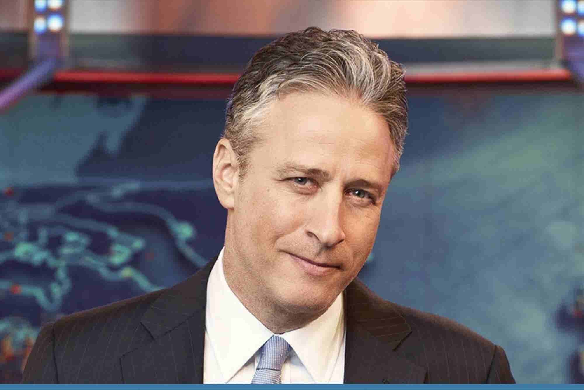 7 Enduring Leadership Lessons From 'The Daily Show's' Jon Stewart