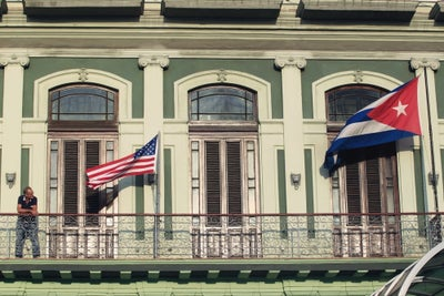 Starwood Signs First U.S.-Cuba Hotel Deal Since 1959 Revolution