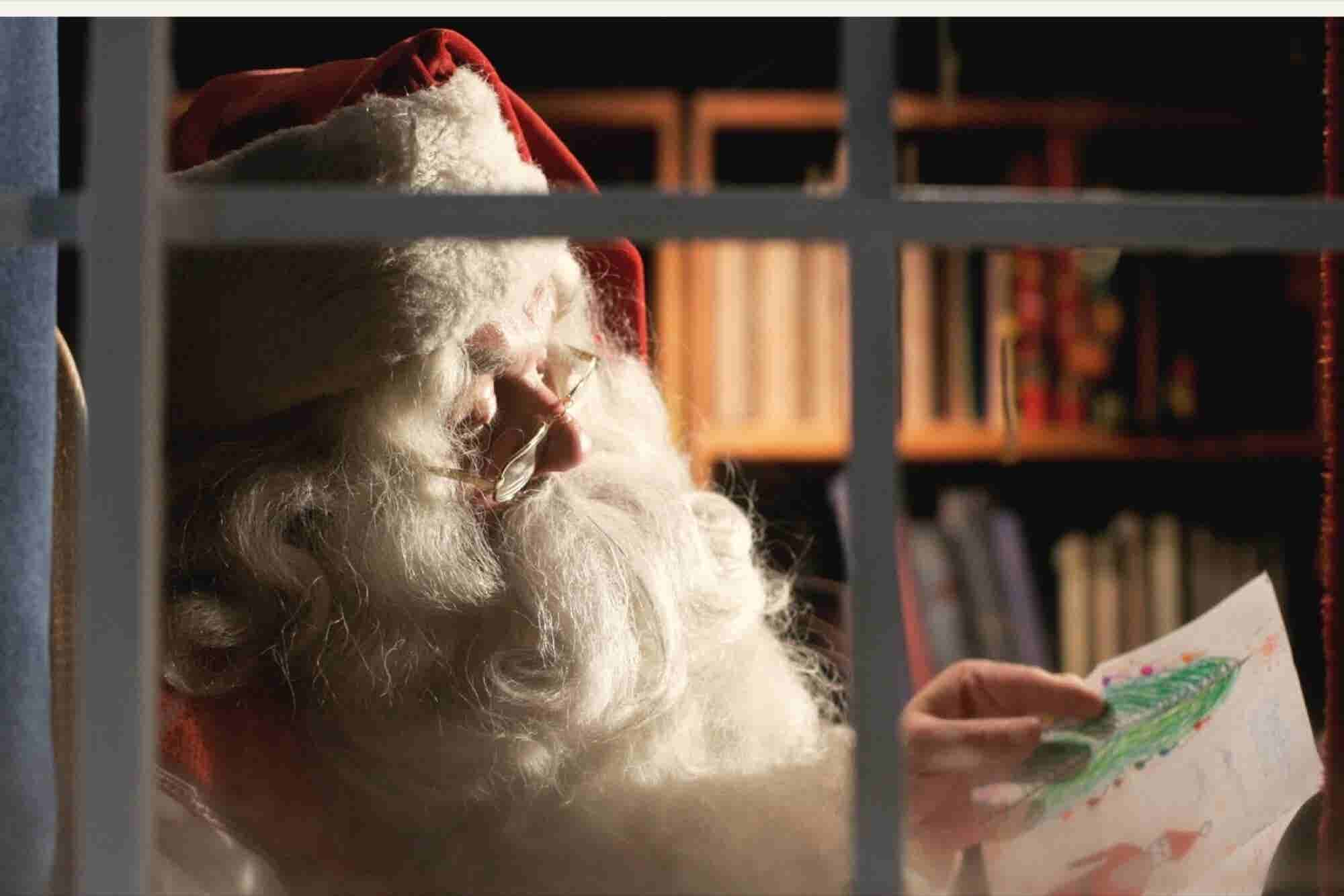 6 Lessons Every Entrepreneur Can Learn From Santa