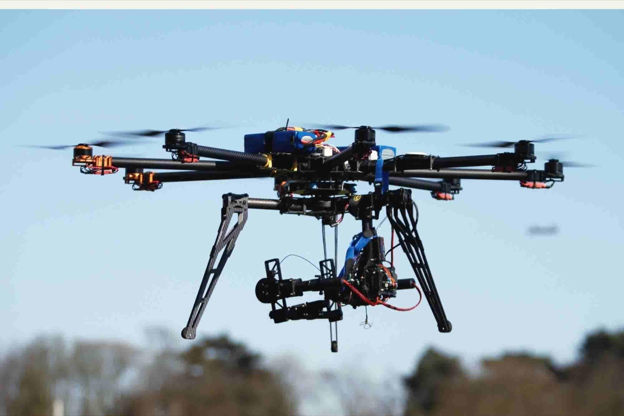 FAA Plans Ground Amazon's Drone Program