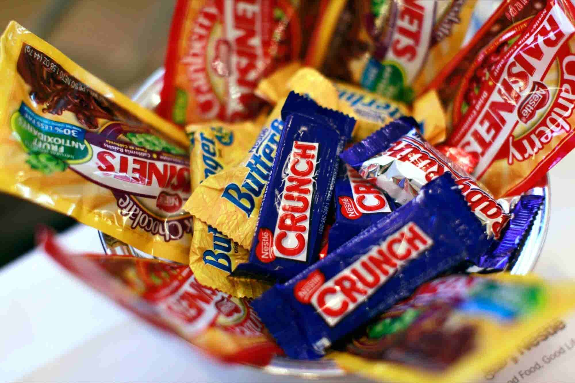 Nestle Candy Products Will Get Slightly Less Junky This Year