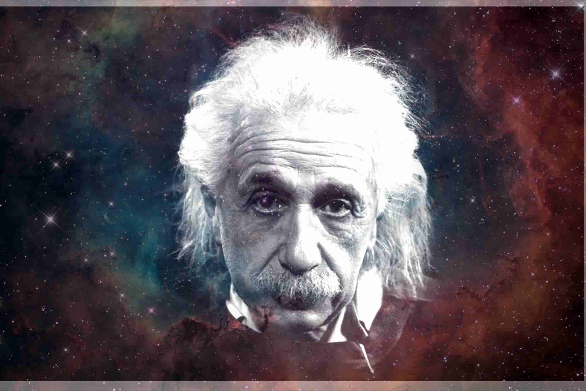 What You Can Learn From Albert Einstein on Creativity and Work Ethic