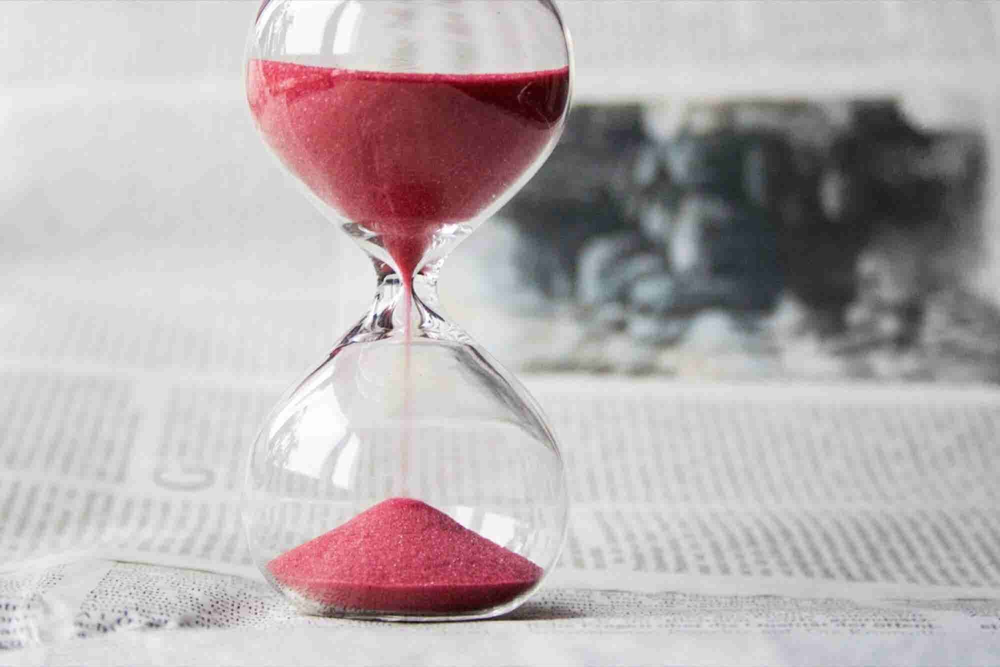 5 Ways You're Wasting Time Without Even Realizing It