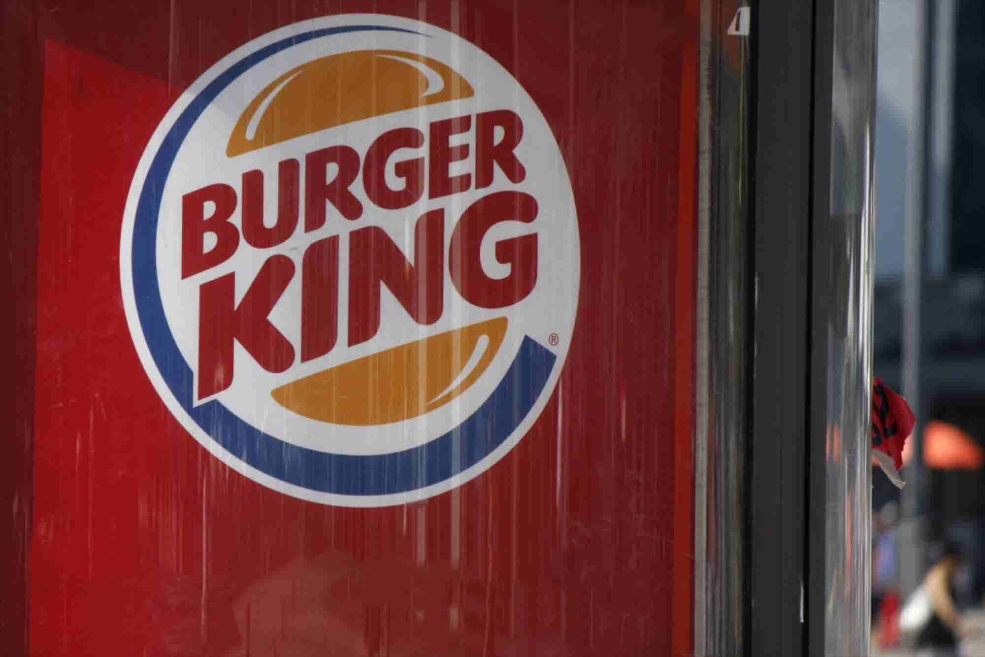 Burger King Makes Real Life Monarch Mad With New Ad