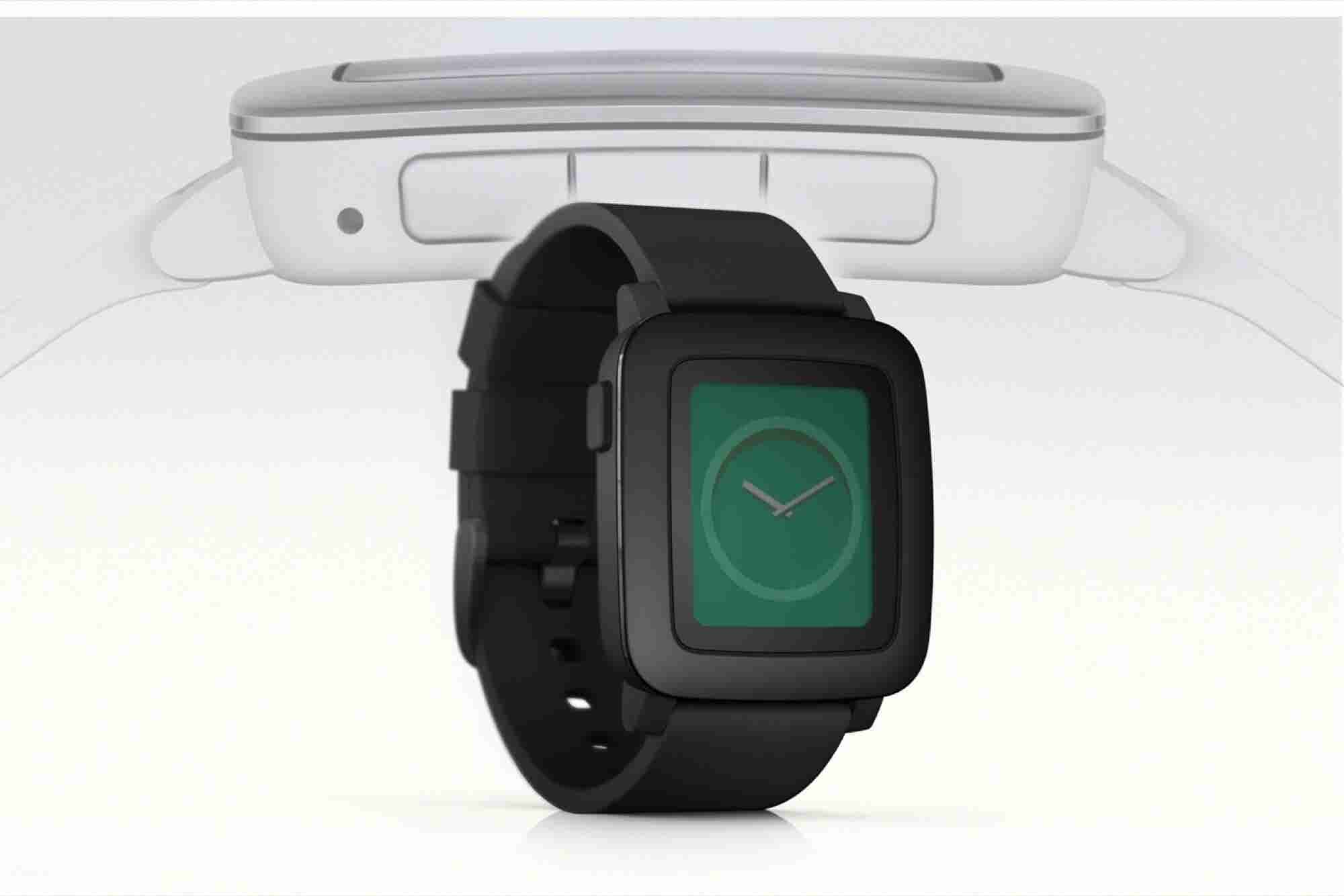 Pebble Time Is the Fastest Funded Project in Kickstarter History