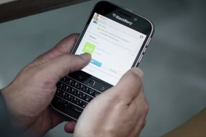 Believe It or Not, the New BlackBerry Classic Looks Great