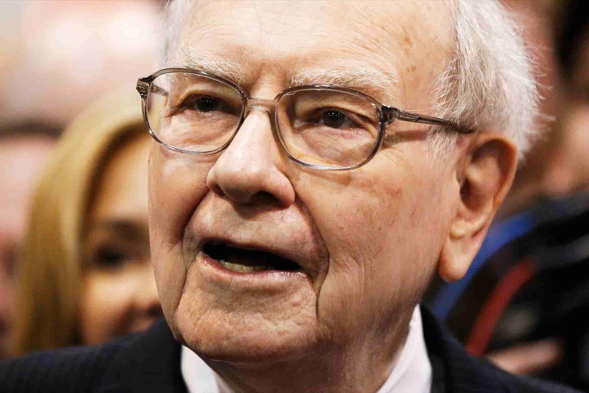 Why Warren Buffett Is the Mahatma Gandhi of Capitalism