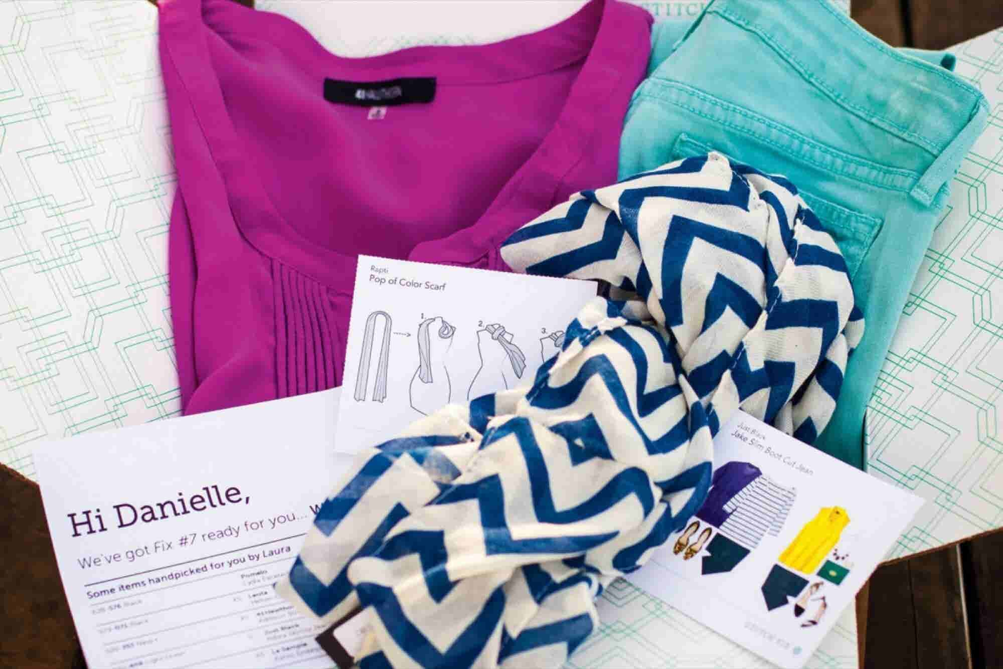 This Women's Shopping Service Brings the Stylist to Your Door