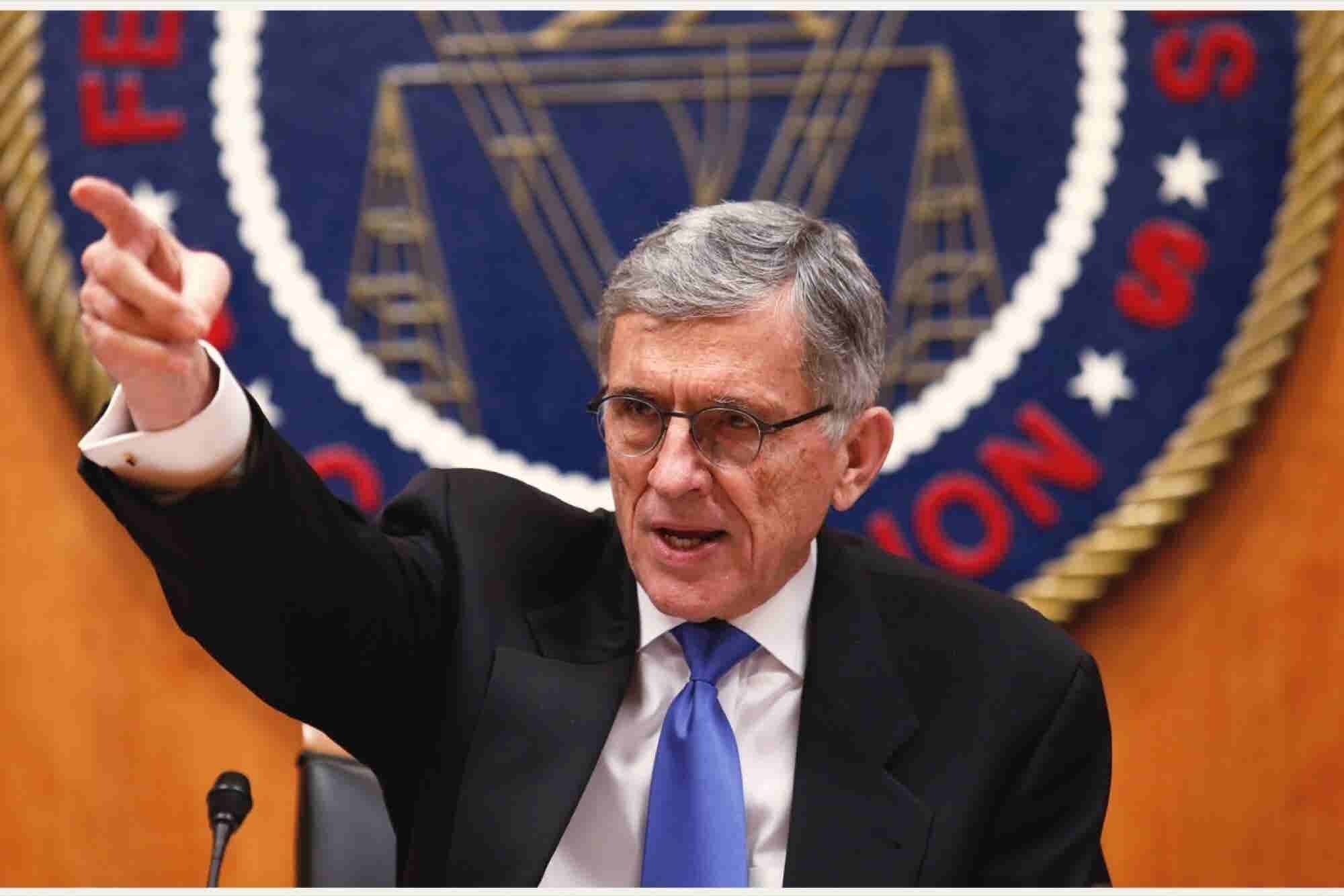 FCC's Tom Wheeler on Open Internet Rules: 'We Shouldn't Be Going Backw...