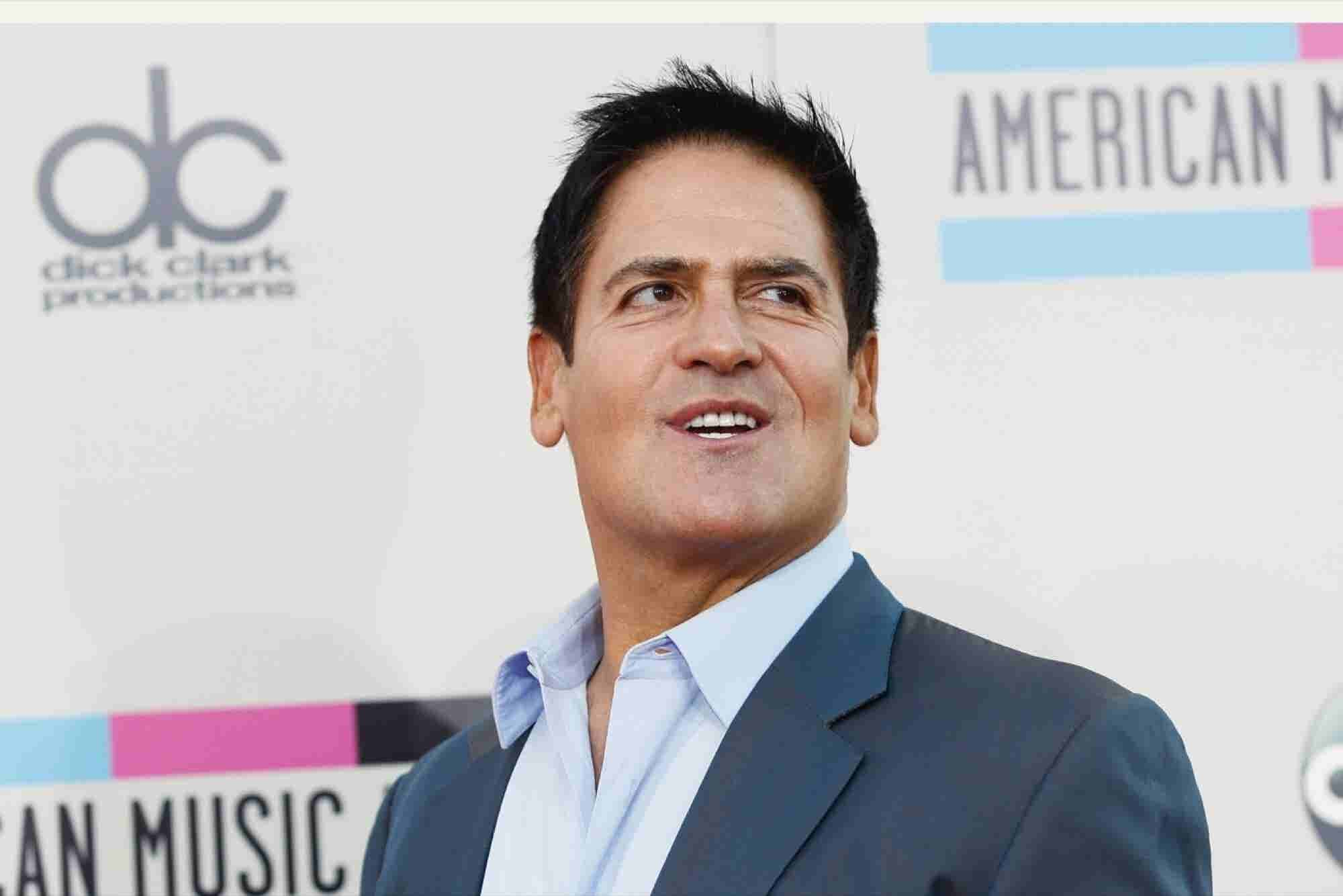 Meet the Latest Startup to Catch Mark Cuban's Eye
