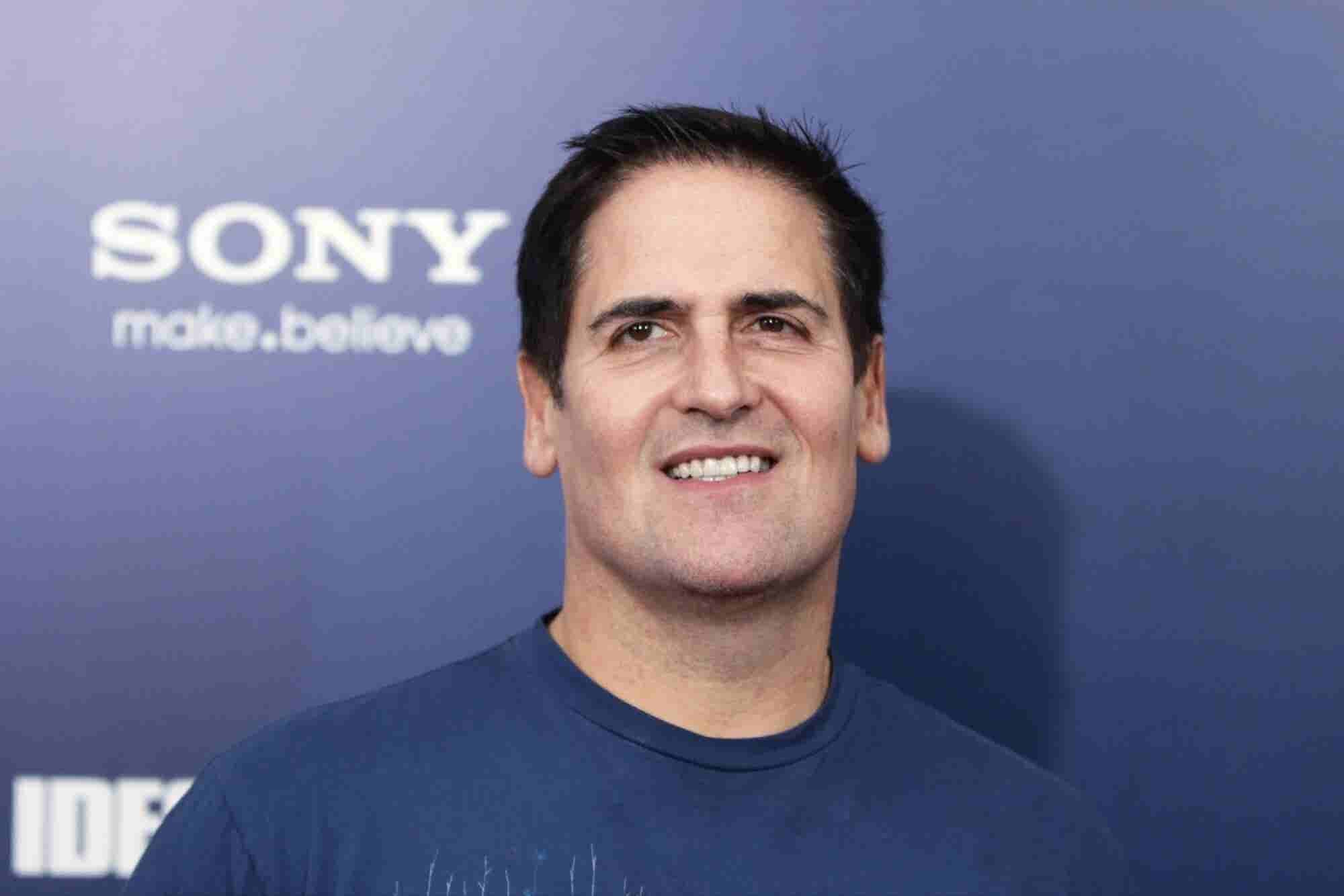 Mark Cuban: Why This Tech Bubble Is Worse Than the Tech Bubble of 2000