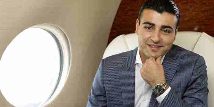 JetSmarter CEO Sergey Petrossov's Sky-High Ambitions