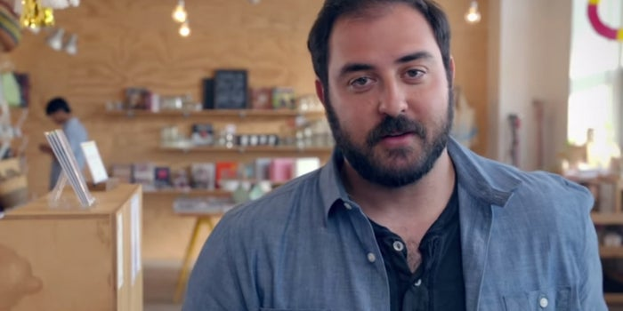 This Bearded Guy Has Unintentionally Become the Face of Tech Startups