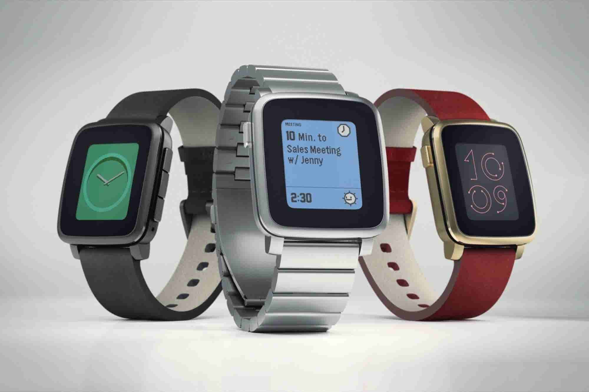 Smartwatch Maker Pebble Lays Off Quarter of Staff