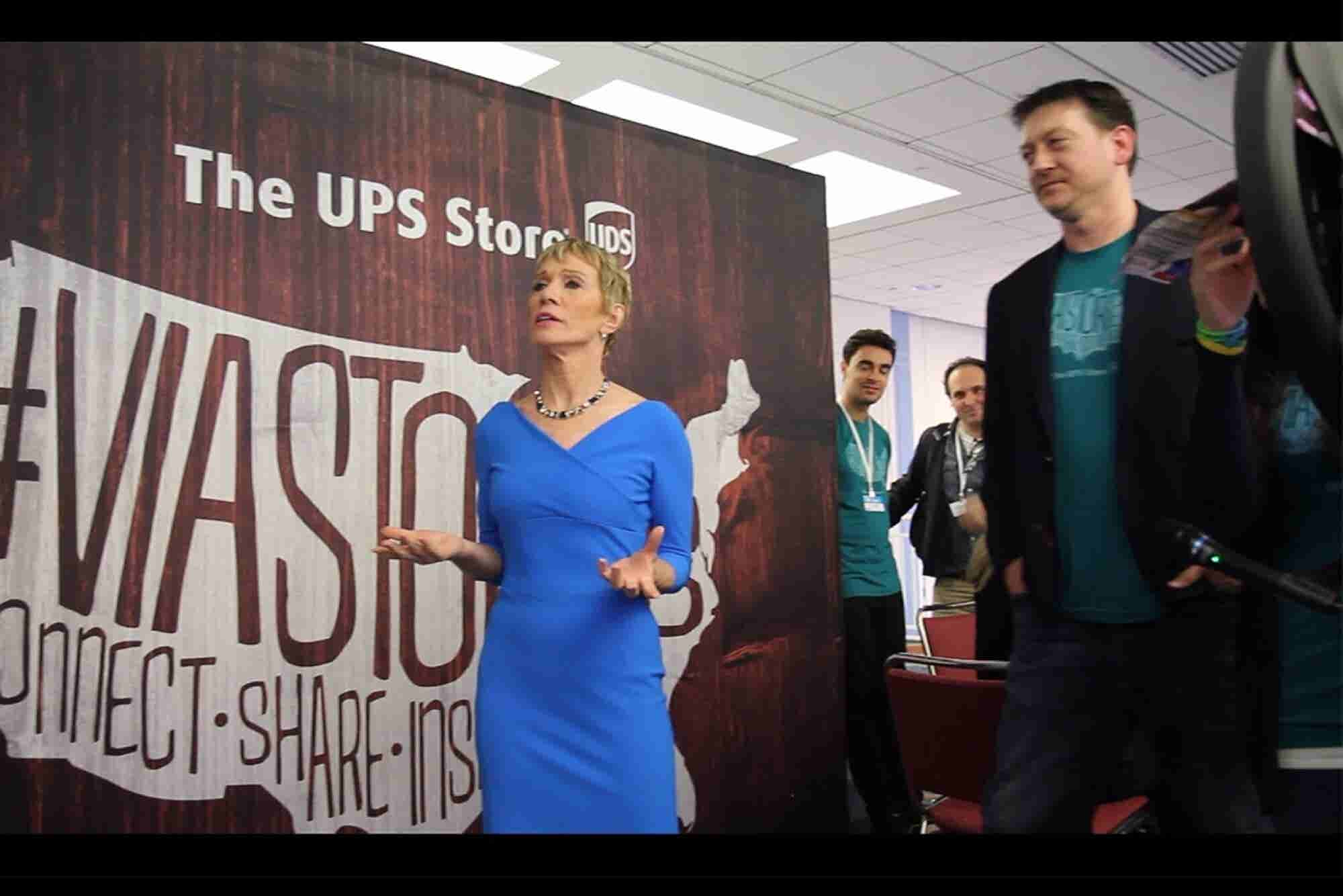 Shark Tank's Barbara Corcoran: How This One Little Thing Got My Company Big Publicity