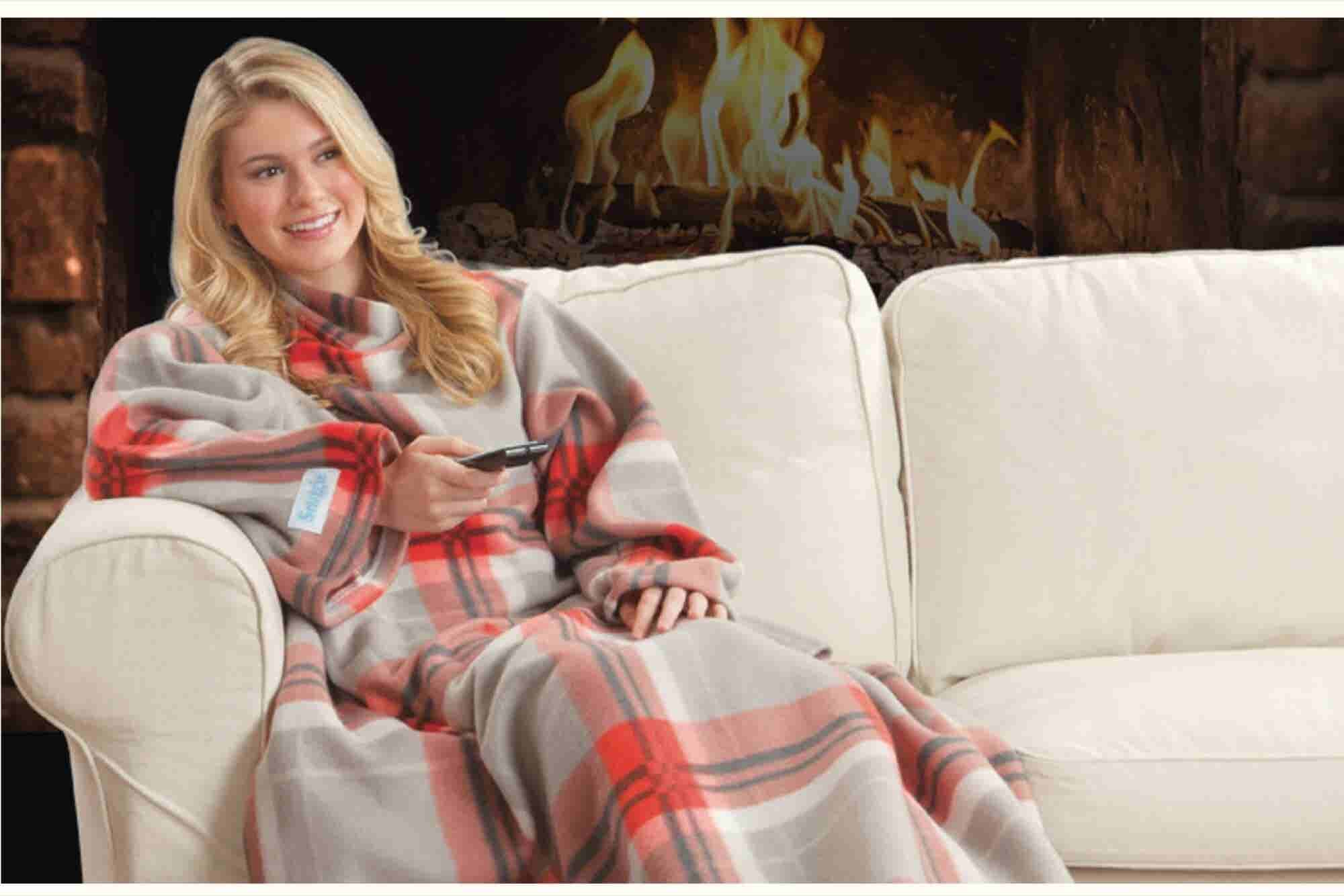 Snuggie Maker Wrapped Up in Not-So-Cozy Advertising Fraud Charges