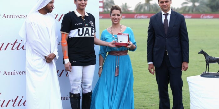 In Pictures: 10th Cartier International Dubai Polo Challenge