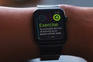 Here Are the First 24 Apple Watch Apps