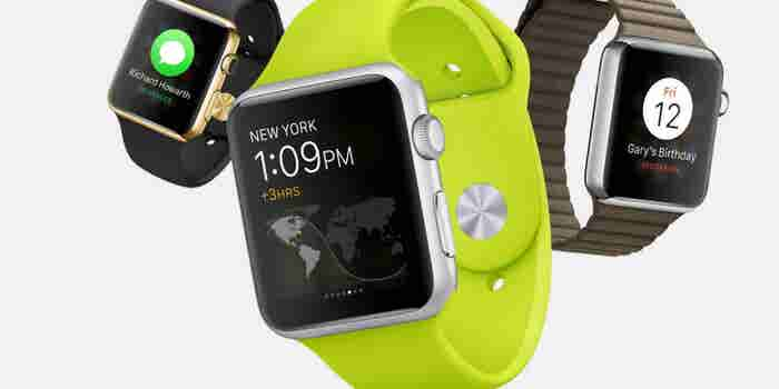 Apple Watch Launch Only 'Symbolic' for Wearables Industry, Research Group Says