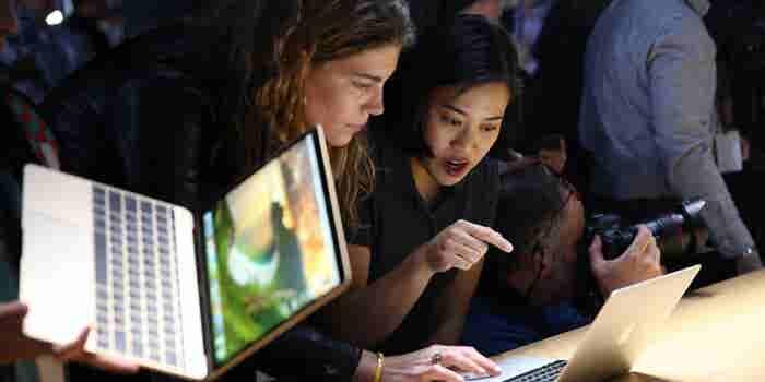 Apple Announces New MacBook, Less Expensive Apple TV