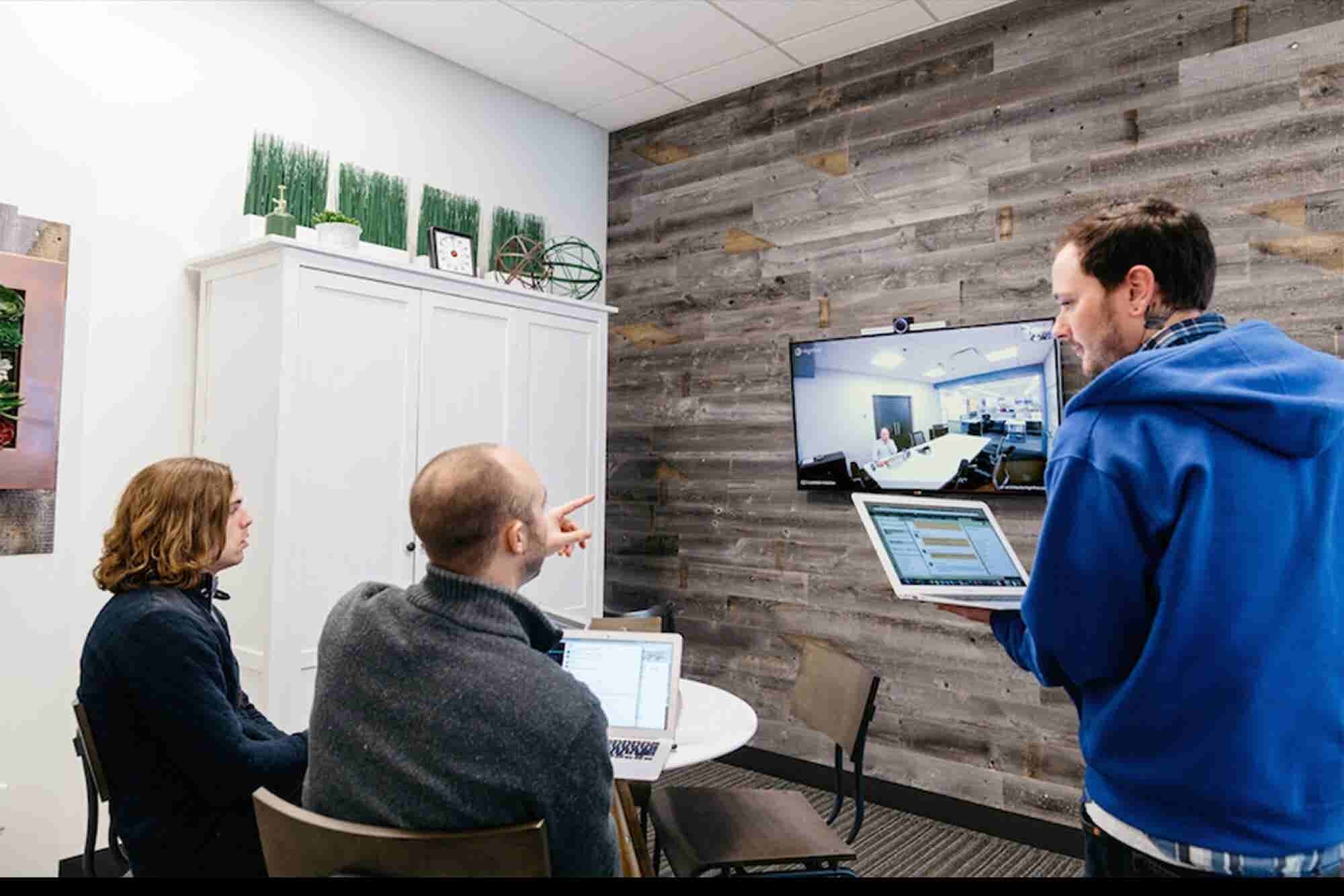 Videoconferencing Problems? Here's the System That One Company Swears By.