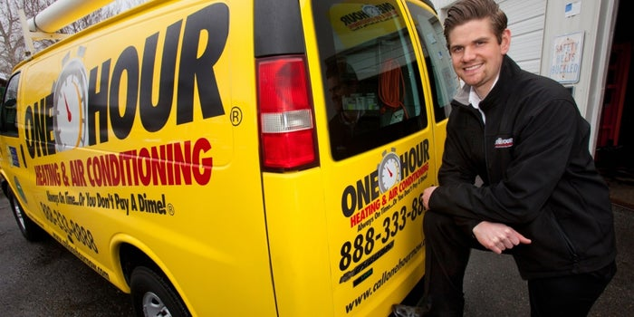 Joining the Family Business and Becoming a Franchisee at Age 25