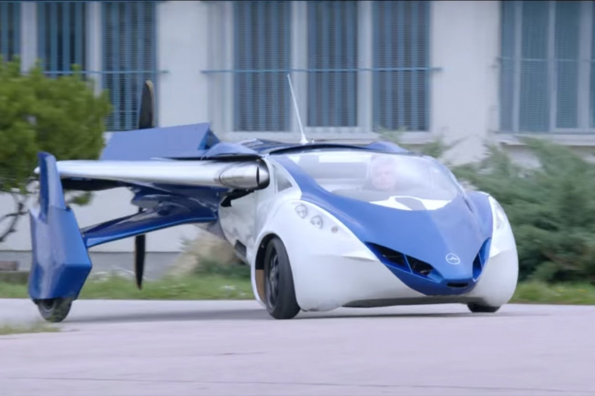 At SXSW The Flying Car Could e as Early as 2017