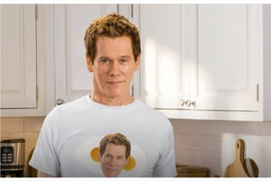 Egg Industry Taps Kevin Bacon as New Spokesperson