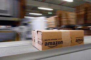 Amazon Blows the Doors Off With Surprise Profit