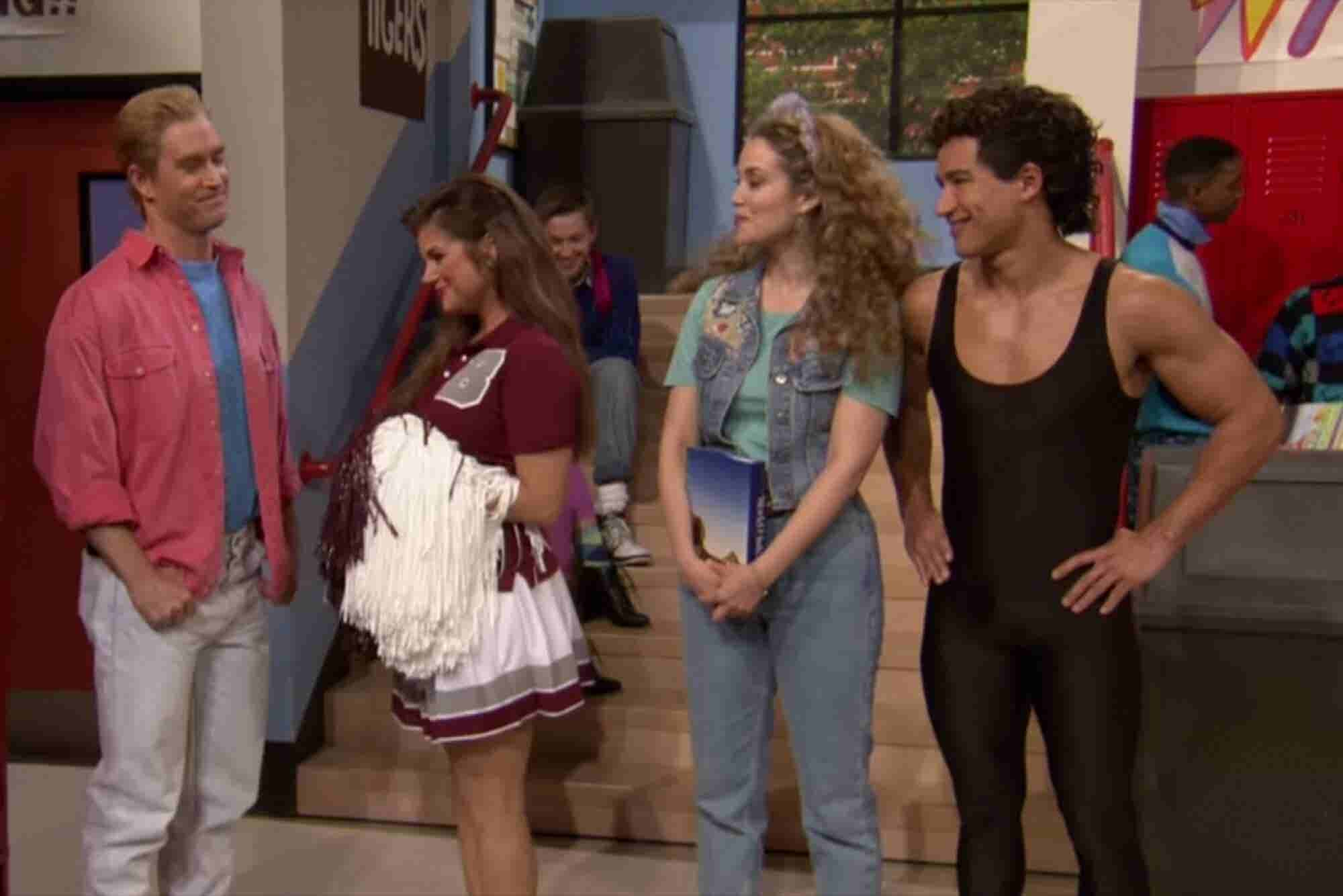 How 'Saved By The Bell' Reminded Me of the Power of Networking
