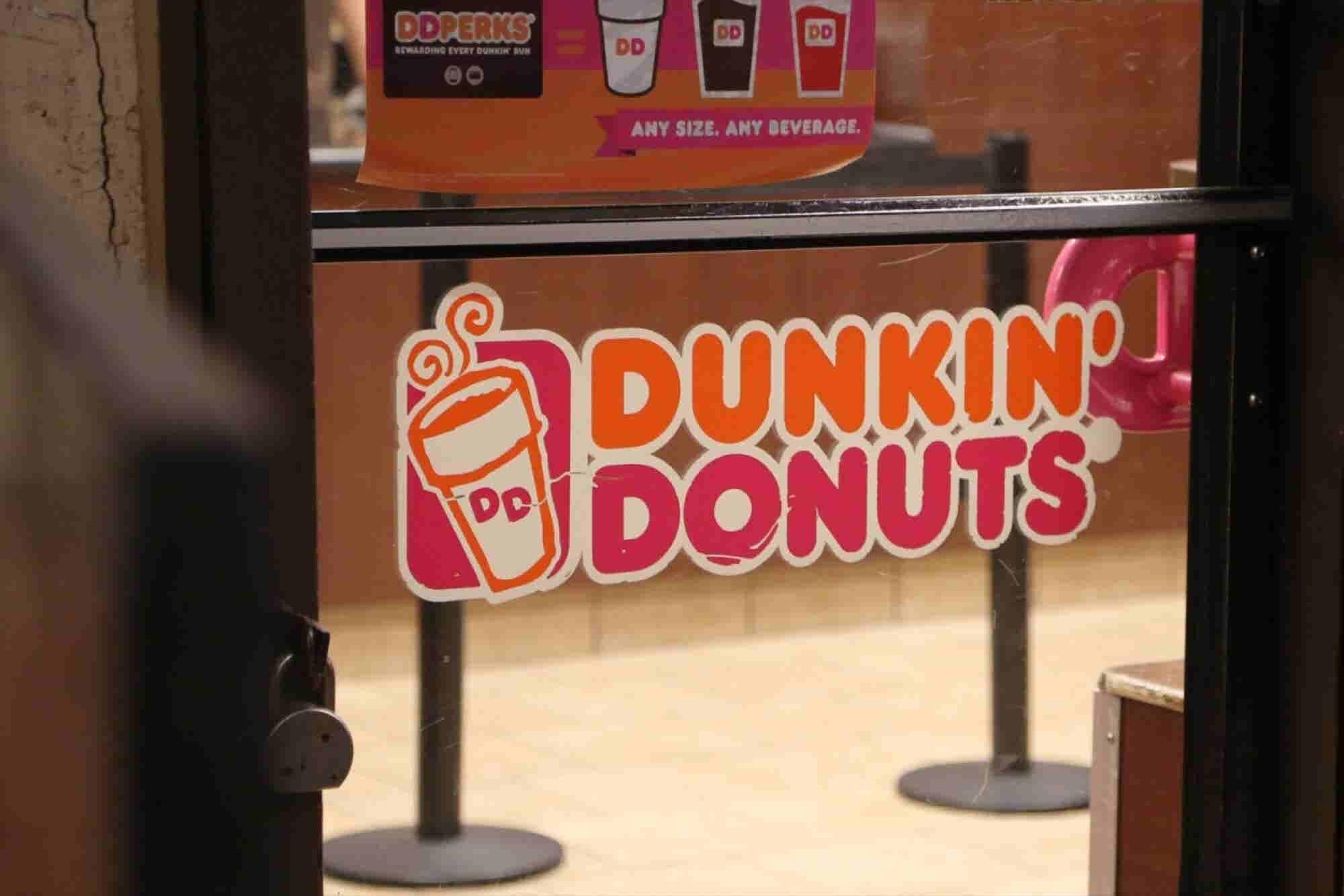 Dunkin' Sales Warm Up Despite Frigid Winter