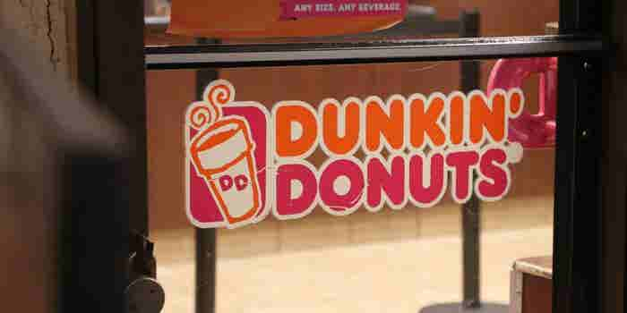 Dunkin' Sales Warm Up Despite Frigid Winter