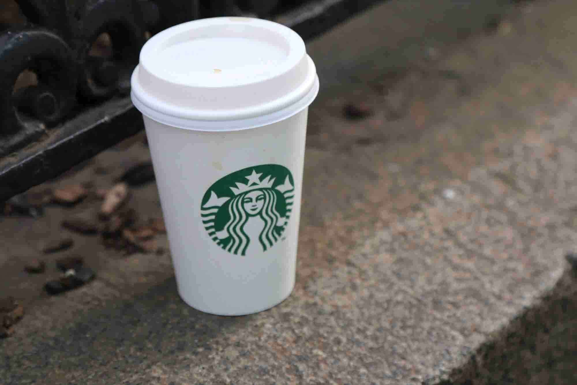 How One Man Figured Out to Get a Free Starbucks Drink Every Day