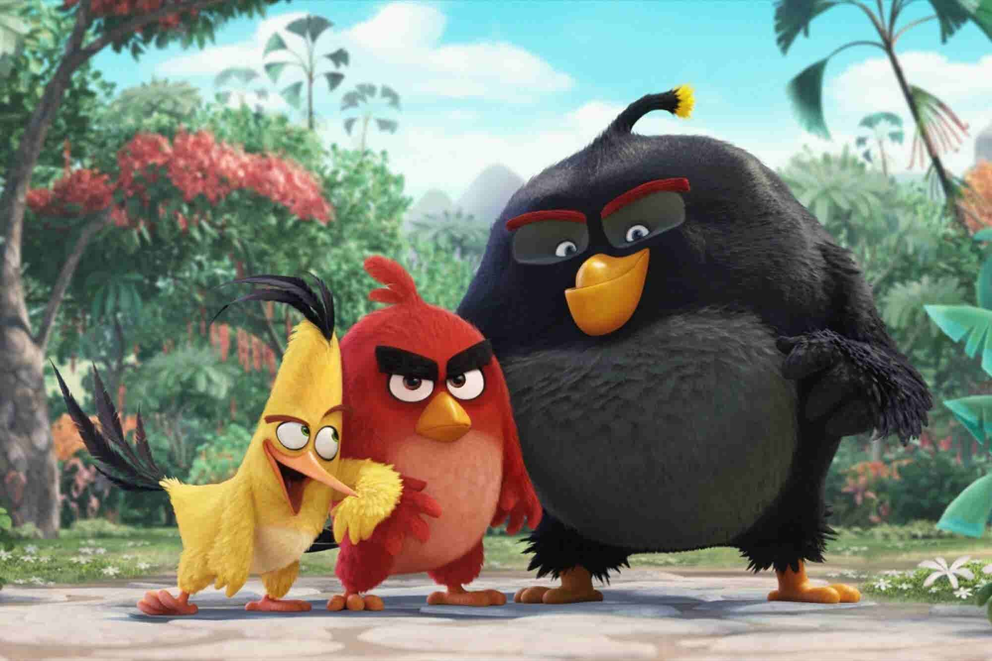 The Maker of Angry Birds Is Planning to Slash Up to 39 Percent of Its Workforce