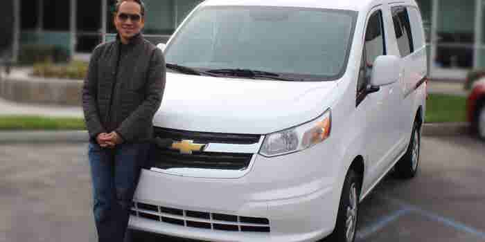 "Edward Yu: Putting the ""Van"" in Canvas"