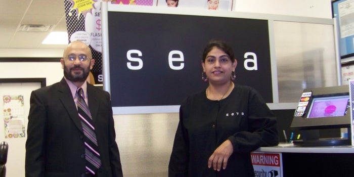 How This Immigrant Franchisee Tapped Into Walmart's Power to Grow His Beauty Franchise