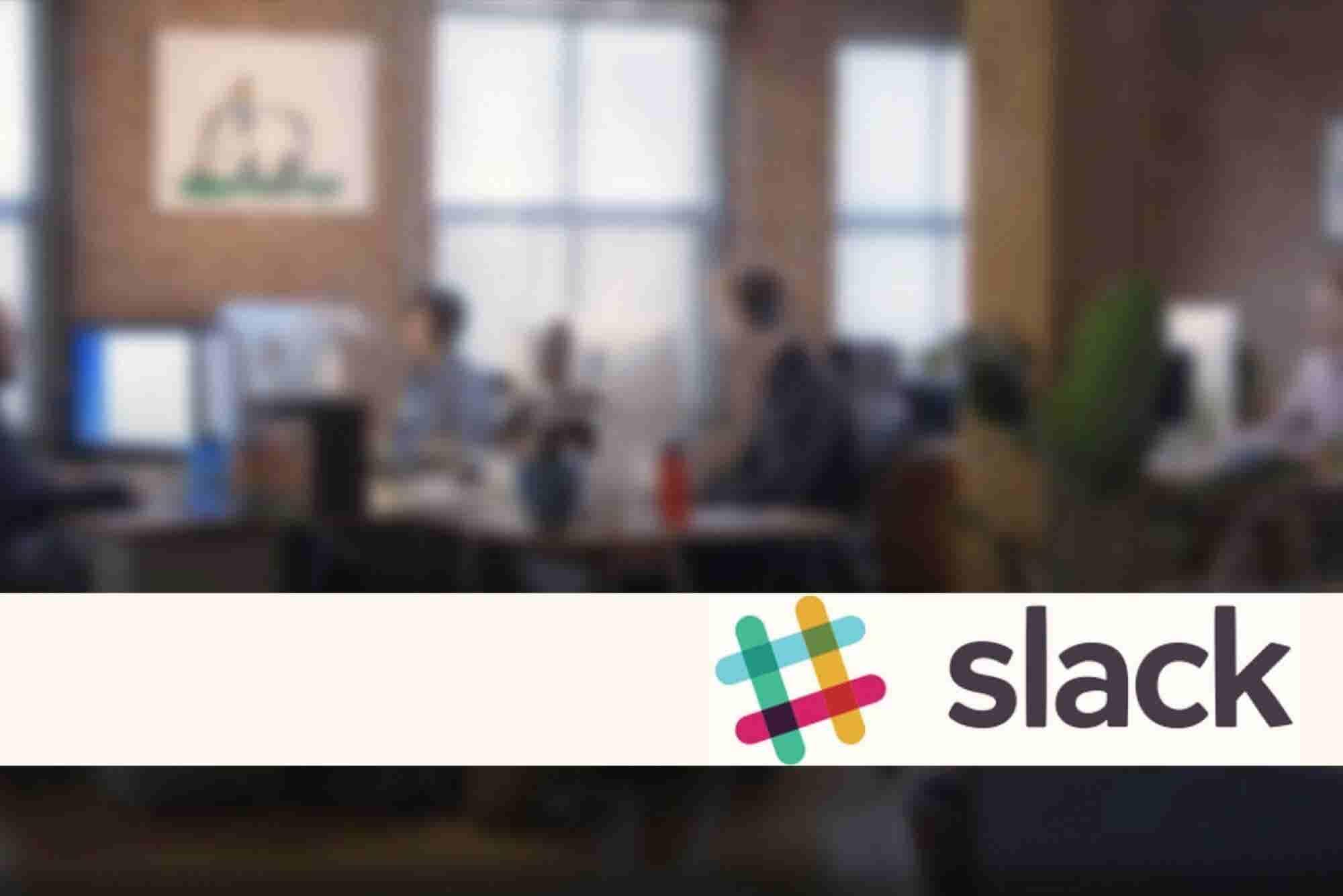 Slack Valuation More Than Doubles to $2.8 Billion
