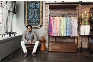 Bonobos CEO Abruptly Steps Down After 3 Months on the Job