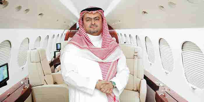 The Aviator: Faisal Ghazi Kayal, Managing Director, Saudia Private Aviation
