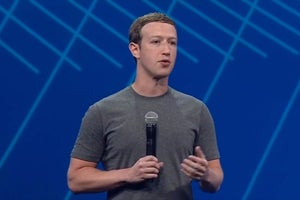 Mark Zuckerberg Takes Facebook Workers to Task Over 'All Lives Matter' Graffiti