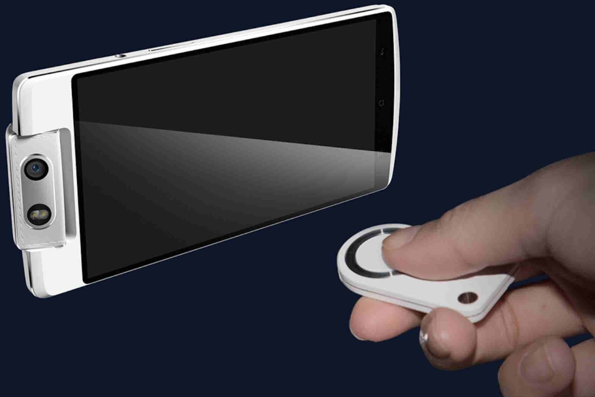 The Game Changer: OPPO Releases Smartphone With Rotating Camera