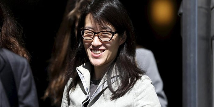 Ellen Pao Will Appeal Gender Discrimination Case Against Kleiner