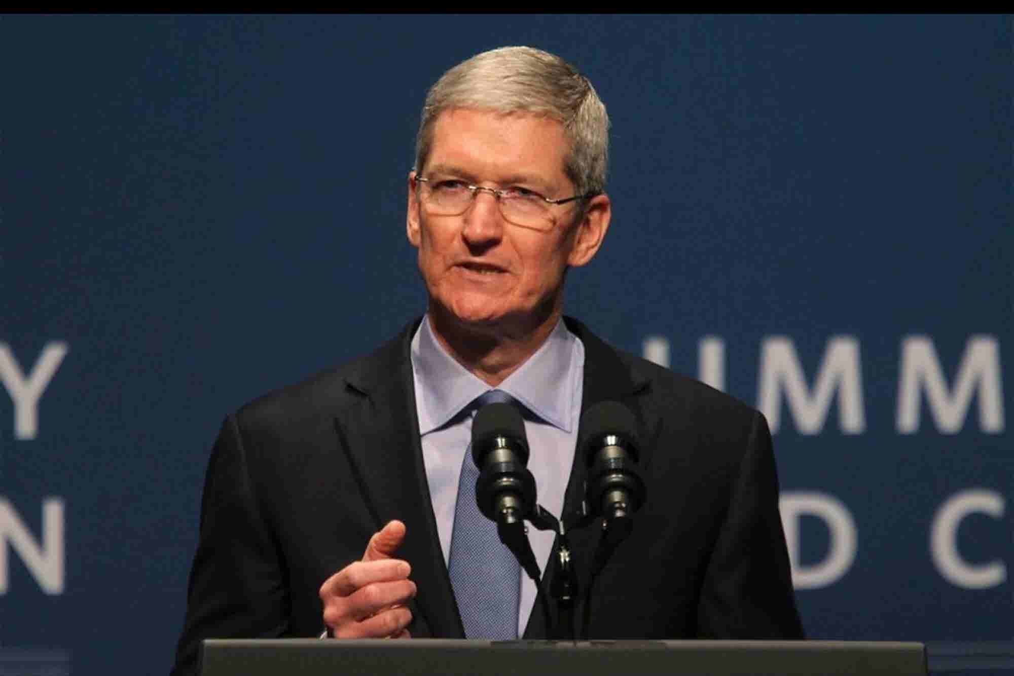 Why Apple Is Going to War Over the FBI's 'Backdoor' Order